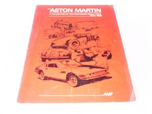 The Aston Martin  A Collection of Contemporary Road Tests 1948-1959 (Feather 1979)  softback